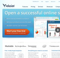 volusion.com screenshot
