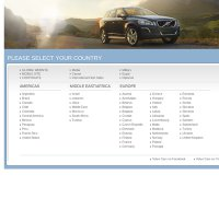 volvocars.com screenshot
