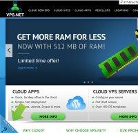 vps.net screenshot