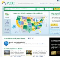 vrbo.com screenshot