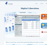vuze.com screenshot