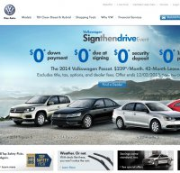 vw.com screenshot