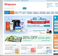 walgreens.com screenshot