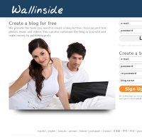 wallinside.com screenshot