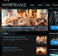 warframe.com screenshot