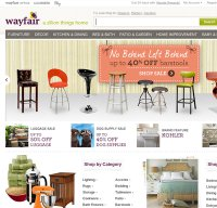 wayfair.com screenshot