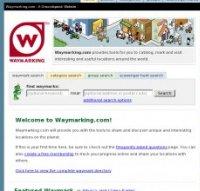 waymarking.com screenshot
