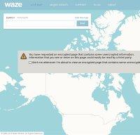 Waze com - Is Waze Down Right Now?