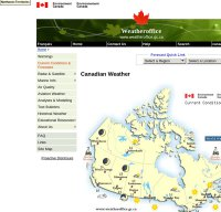 weatheroffice.gc.ca screenshot