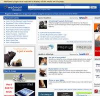 webmail.co.za screenshot