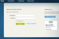 webmail.shaw.ca screenshot