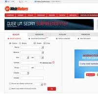 webmotors.com.br screenshot
