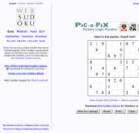 websudoku.com screenshot