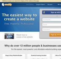 weebly.com screenshot