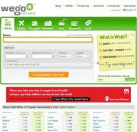 wego.com screenshot