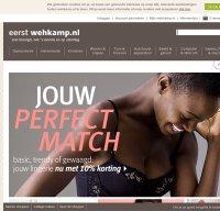 wehkamp.nl screenshot