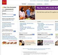 wellsfargo.com screenshot