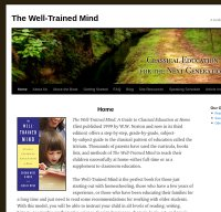 welltrainedmind.com screenshot