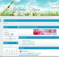 wendysforum.net screenshot