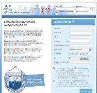wer-kennt-wen.de screenshot
