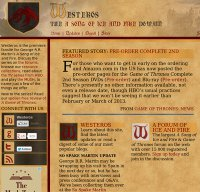 westeros.org screenshot