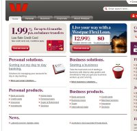 westpac.com.au screenshot