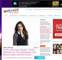 wetpaint.com screenshot