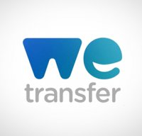wetransfer.com screenshot