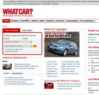 whatcar.com screenshot