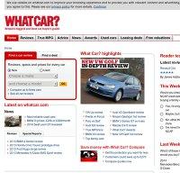 whatcar.com screenshot