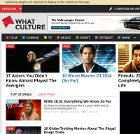 whatculture.com screenshot