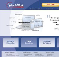 whentowork.com screenshot