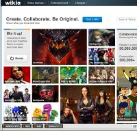 wikia.com screenshot