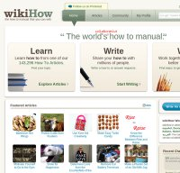 wikihow.com screenshot