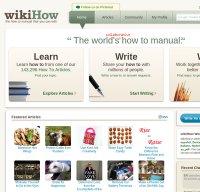 wikihow.com screenshot