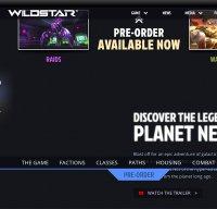 wildstar-online.com screenshot