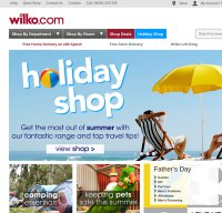 wilko.com screenshot