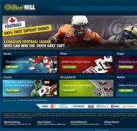 williamhill.com screenshot