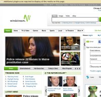 windstream.net screenshot
