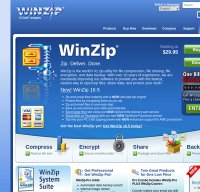 winzip.com screenshot