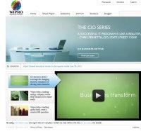 wipro.com screenshot