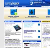 wireshark.org screenshot