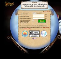 wizard101.com screenshot