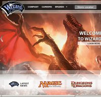 wizards.com screenshot