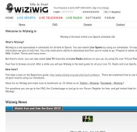 wiziwig.tv screenshot