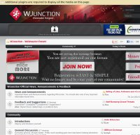 wjunction.com screenshot