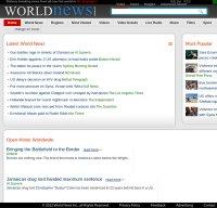 wn.com screenshot