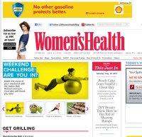 womenshealthmag.com screenshot