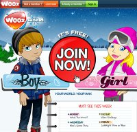 woozworld.com screenshot