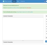 wordcounter.net screenshot
